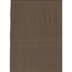 Tela de Lino marrón bisón para Patchwork