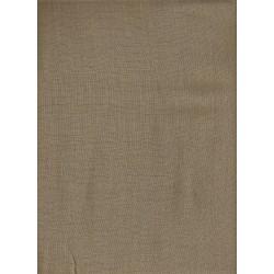 Tela de Lino verde hoja seca para Patchwork