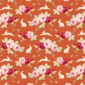 Tela Tilda Rabbit&Roses Ginger
