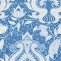 Tela Tilda Ocean Flower Blue