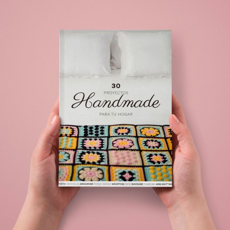 30 PROYECTOS HANDMADE PARA TU HOGAR