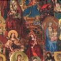 Tela Muare Tematic Virgenes