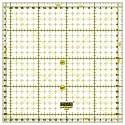 Regla de Patchwork cuadrada 21.5x21.5 cm.