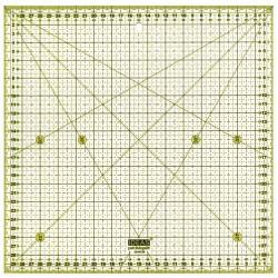 REGLA PATCHWORK CUADRADA 30x30 CM
