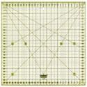 Regla de Patchwork cuadrada 30x30 cm.