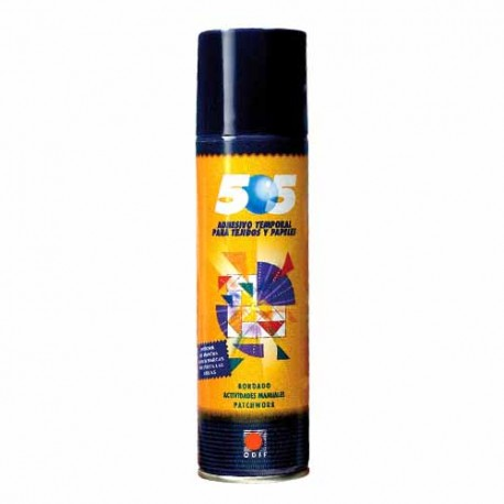 SPRAY 505 PARA APLICACION PATCHWORK 500 ML.