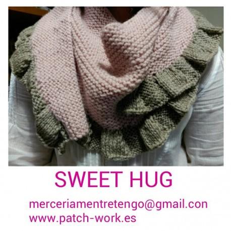 Patrón Chal SWEET HUG