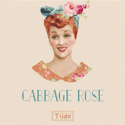 Tela Tilda Cabbage Rose